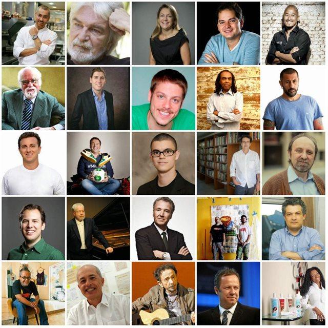 25 empreendedores + inovadores - 2014