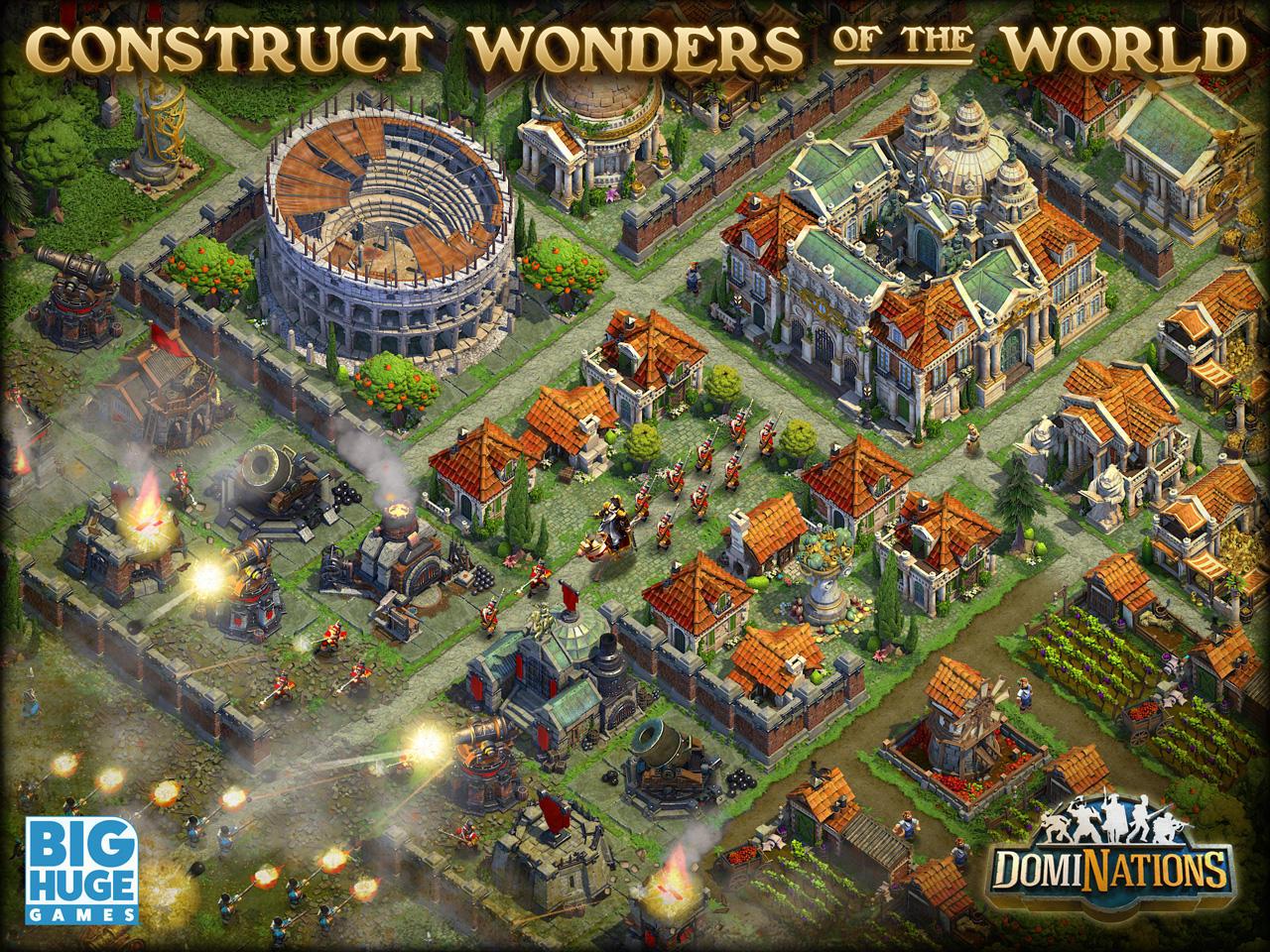 big huge games: